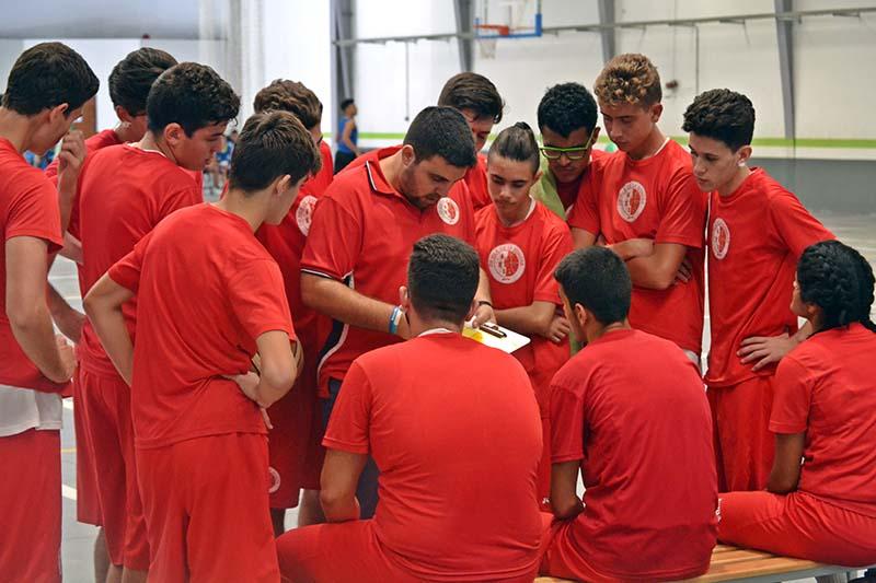 """Fran González: """"Tenemos mucha ilusión y ganas de competir ya en nuestro Torneo"""""""