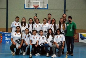 El Villa de Tegueste 04, campeón del 'II Torneo Infantil femenino San Sebastián de La Gomera'