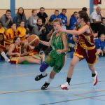 EMB Adeje y Villa de Tegueste, campeones del Torneo de baloncesto Infantil San Sebastián de La Gomera