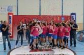 El Tenerife Central B se corona campeón del IV Torneo de baloncesto Infantil San Sebastián de La Gomera