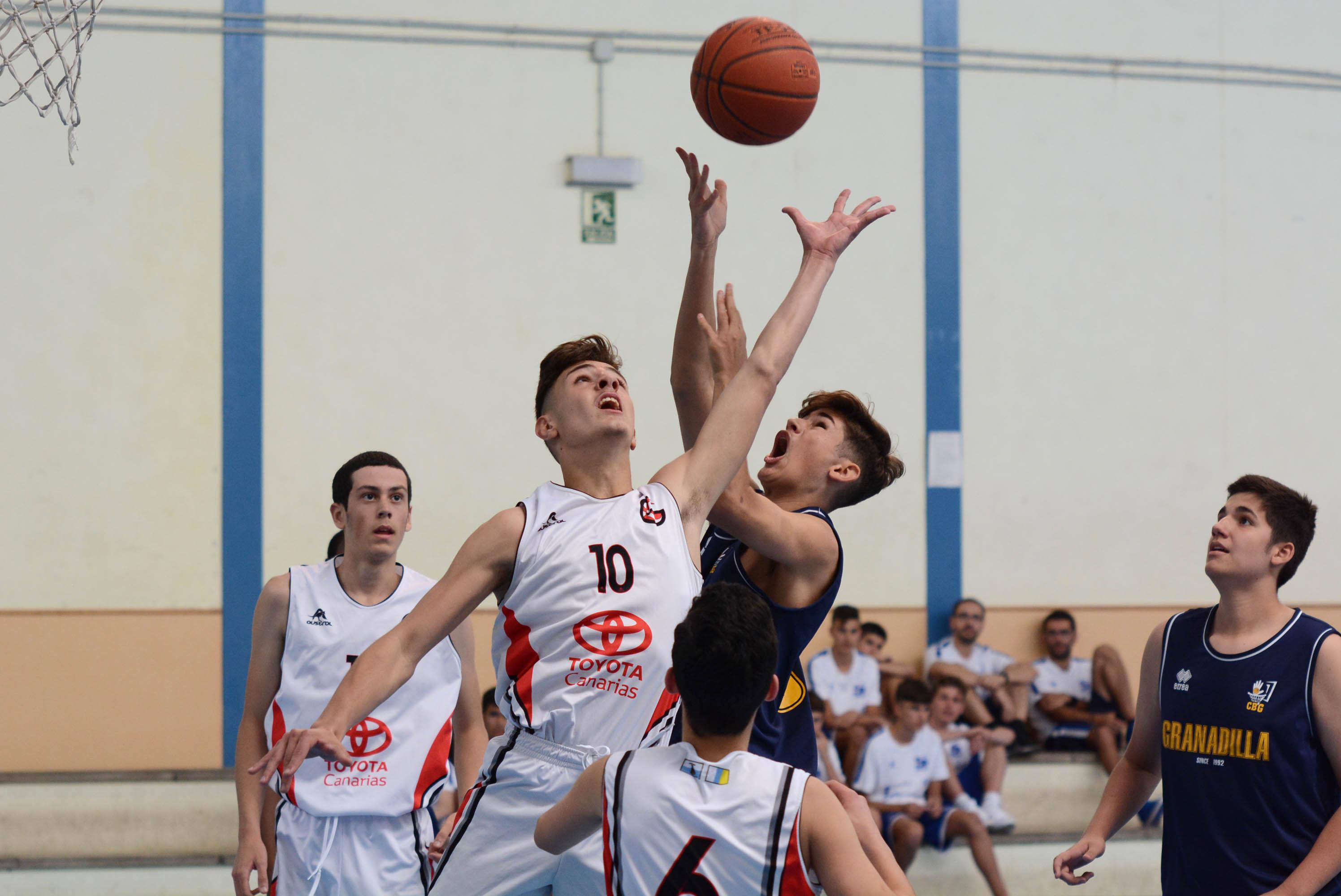 El Torneo San Sebastián de La Gomera, epicentro del baloncesto Cadete