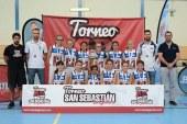 El CB Santa Cruz, campeón del III Torneo Minibasket Femenino San Sebastián de La Gomera