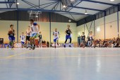 28 equipos participan en el Torneo de baloncesto Minibasket San Sebastián de La Gomera