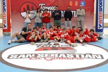 El Candelaria, vencedor del IV Torneo Infantil Masculino San Sebastián de La Gomera