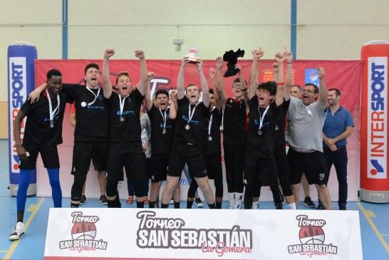 EB Felipe Antón y Tenerife Central se imponen en el Torneo Cadete San Sebastián de La Gomera